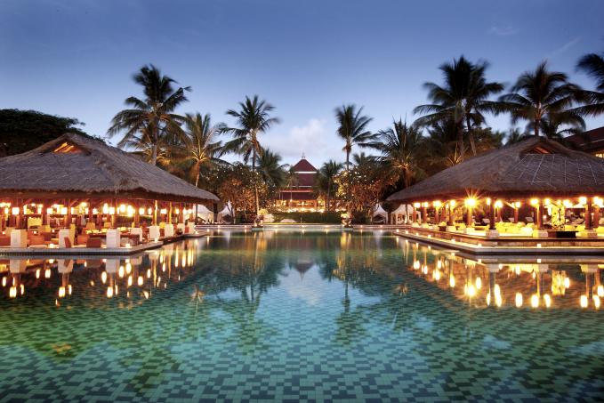バリ島高級リゾートエリアで5つ星ホテルにステイ   TRIPPING!