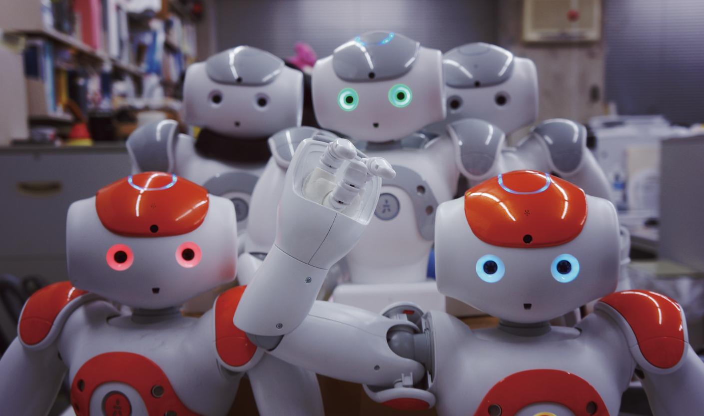 MIT Tech Review: 人工知能とロボット工学の融合が切り拓くもうひとつ ...