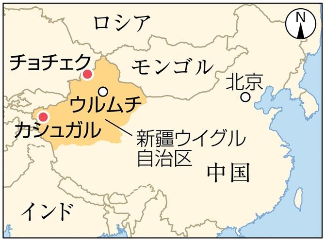 """スパイ行為を要求、家族を""""人質""""に…在日ウイグルに中国の抑圧 ..."""