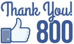 Over 800 likes! Wow, thank you! Continue... - Fort Loudoun Medical ...