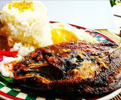 Pata Sa Murphy - Homemade daing na bangus with rice and... | Facebook