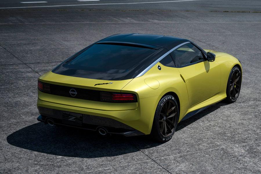 V6ツインターボに6MT採用!日産 新型「フェアレディZ」プロトタイプ ...