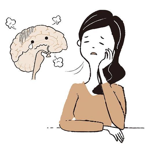 """疲れているのは体じゃなく「脳」! アラフィー世代が注意したい""""脳疲労 ..."""
