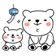 2/2 残暑見舞いのかわいいイラスト&テンプレート集 [Web素材] All About