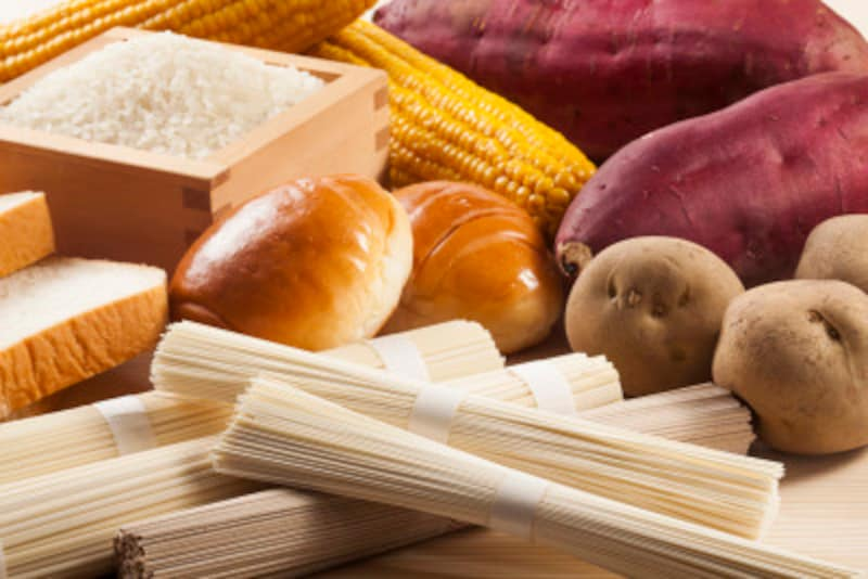 炭水化物ダイエットの是非とプチ糖質制限のススメ [食事ダイエット ...