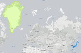 今までずっと騙されてた!? 地図ではわからない、本当の国の大きさ