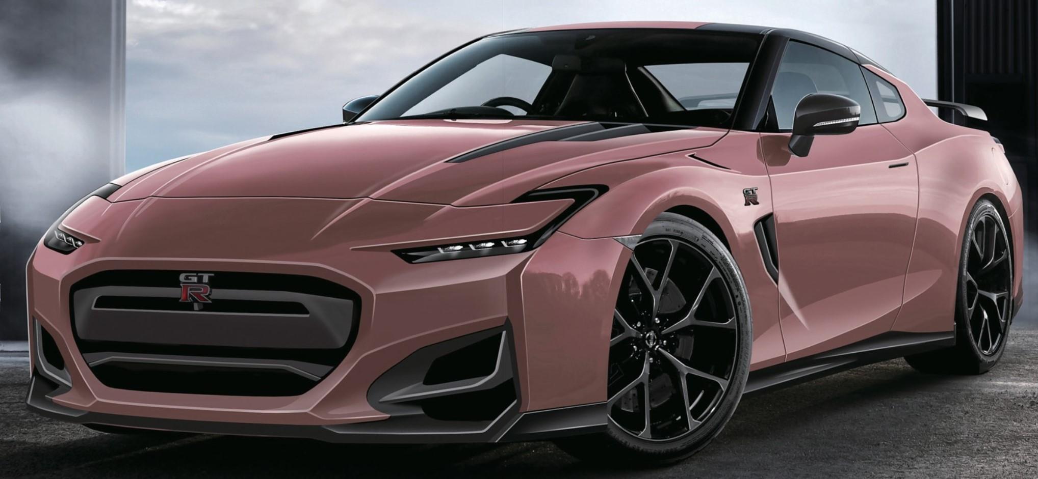 2023】日産新型GT-Rがマイナーチェンジでハイブリッドモデルに?外観 ...