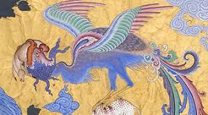 イランの霊鳥シームルグ│未確認生物と世界の謎chahoo