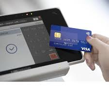 Visaのタッチ決済】コンタクトレスクレジットカードによる非接触決済 ...