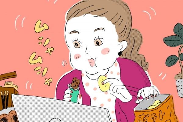 仕事中の間食がやめられない。お菓子食べすぎ防止策 #お仕事ハック ...