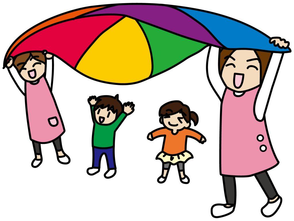 運動会の撮影方法】幼稚園・保育園のパラバルーンの撮り方 ...