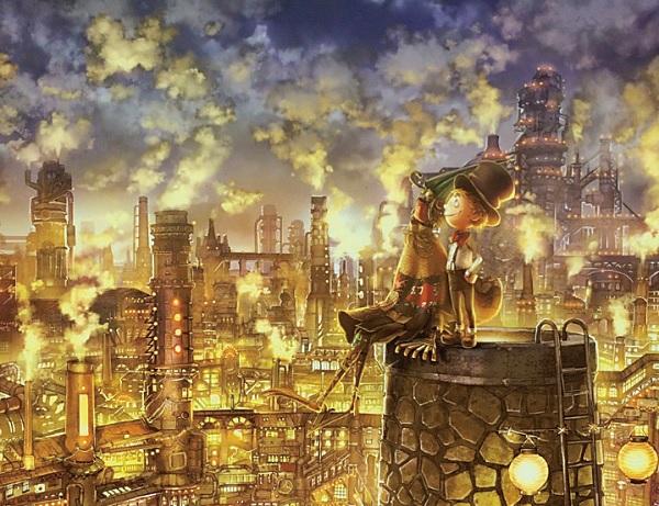2月16日~3月1日】西野亮廣さんの「えんとつ町のプペル」 原画を載せた ...