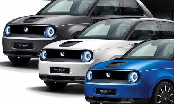 ホンダeの価格と実力 ホンダ初の量産EVは可愛い!! でも高くない ...