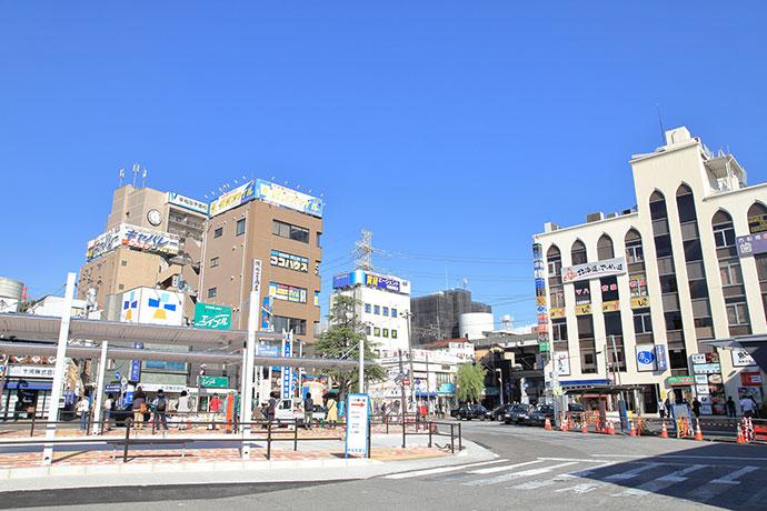 西船橋の住みやすさは?千葉のターミナル駅、西船橋の街の魅力を紹介 ...