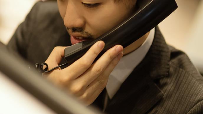 電話対応マナーはビジネスの基本!スマートな受け方伝え方 - 退職Assist