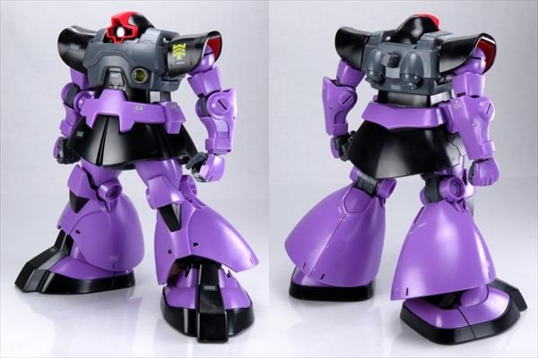 ヤフオク! - G0101完成品 1/100MG ドム 機動戦士ガンダム MS0...