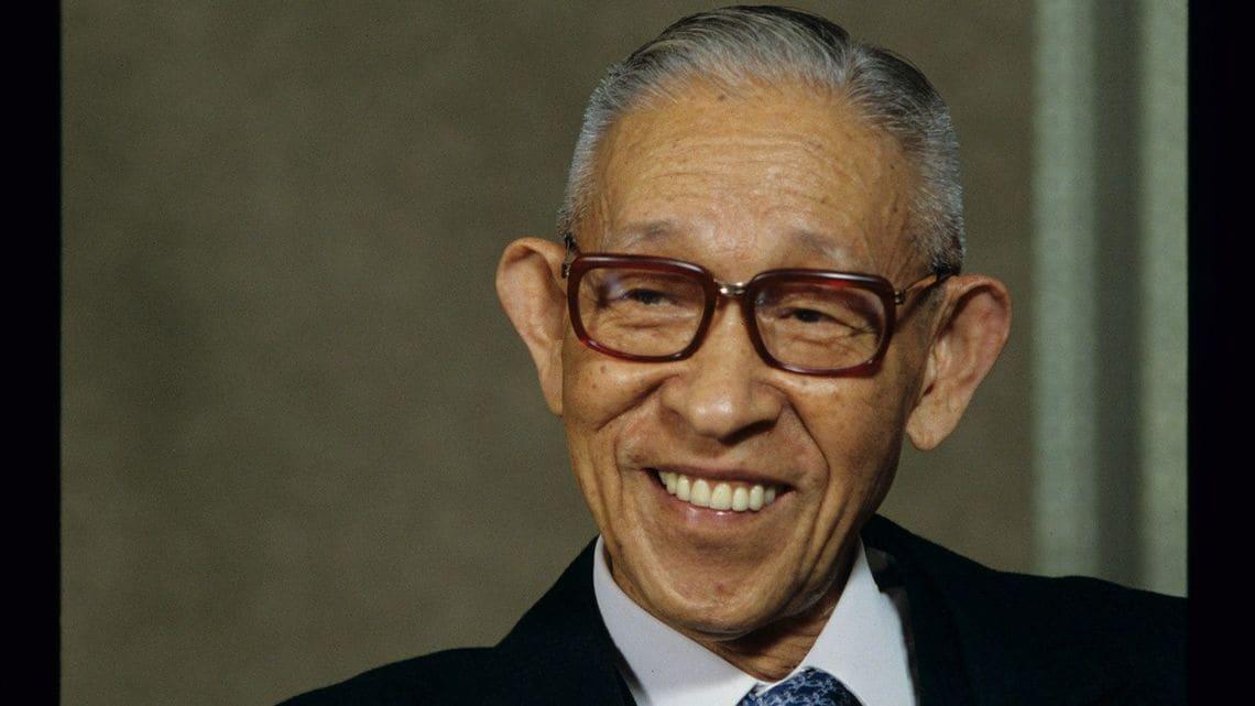 松下幸之助「日本は風格ある国家を目指せ」 | 松翁、問わず語り | 東洋 ...