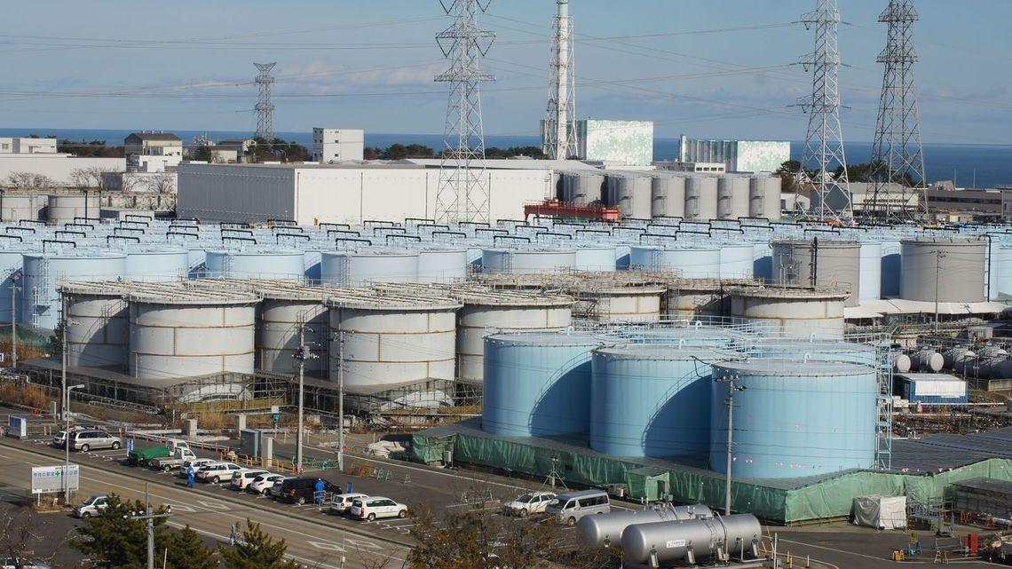 福島原発、見えぬ「トリチウム水処分」のゆくえ | 資源・エネルギー ...