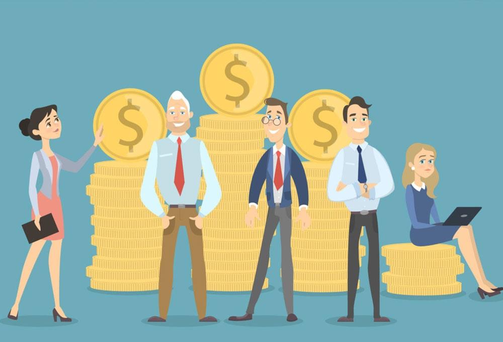 最短最速で一般人がお金持ちになる方法は稼いだお金を投資に回すだけ