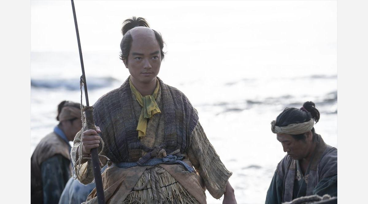 麒麟がくる】染谷将太、信長の初登場シーンに起きた「奇跡」   ORICON NEWS