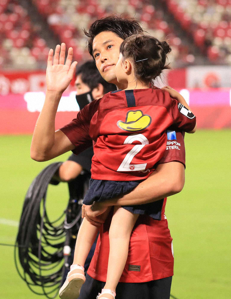 内田篤人 最後まで潔く、カッコよく…100%のプレーできず「鹿島の選手 ...