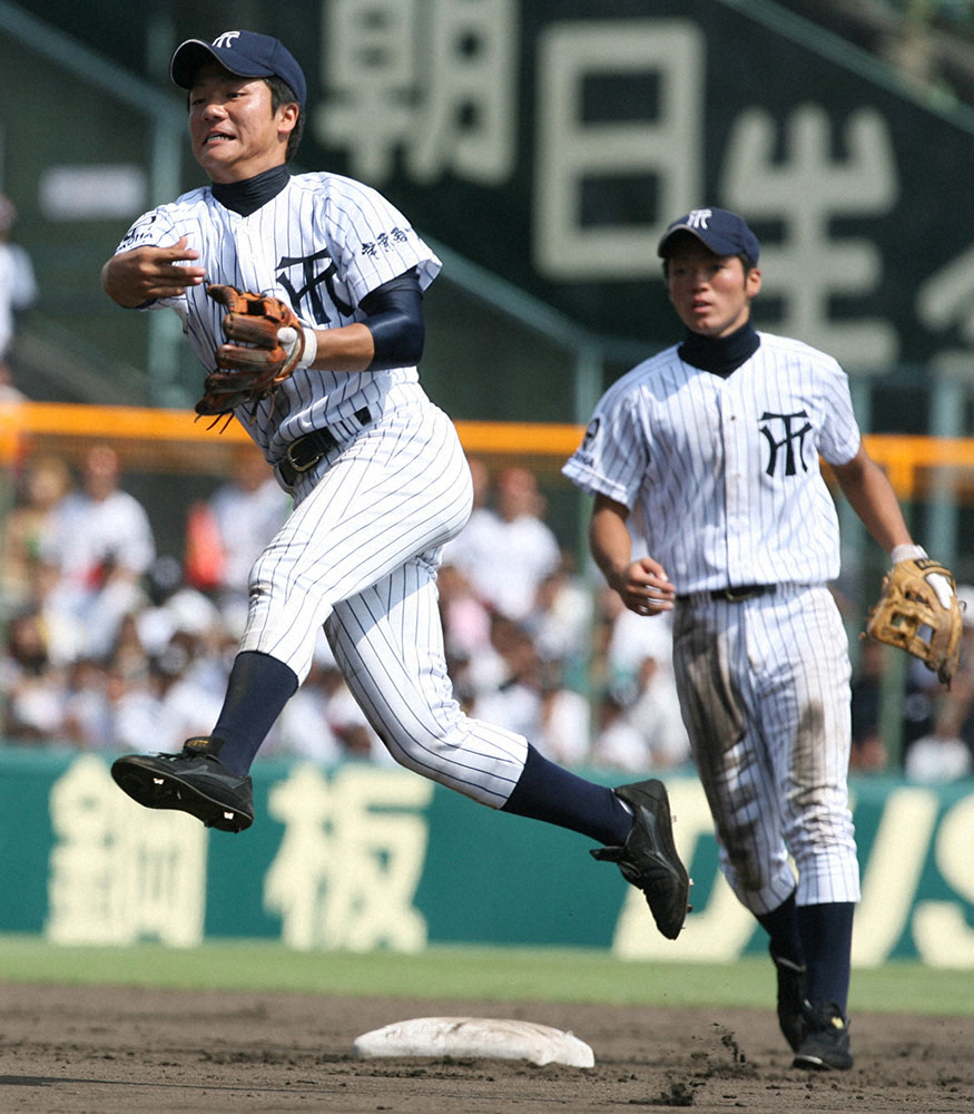 甲子園史上最高の守備の名手」が球界から姿を消したワケ 「送球が通用 ...