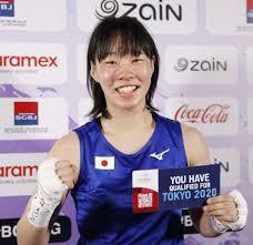 入江聖奈、女子ボクシング五輪1号!宿敵の世界女王に判定勝ち「一番 ...