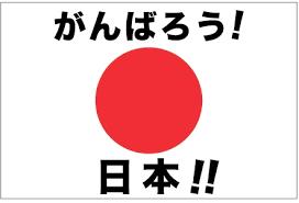 楽天市場】日本代表応援!がんばろう日本 ミニ日の丸国旗5本セット 12 ...