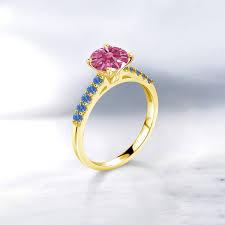50%OFF 【】1.58カラット スワロフスキージルコニア (レッド) 指輪 ...