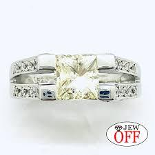 交換無料! 指輪・リング-1.520ct リング ダイヤモンド プリンセス ...