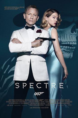 楽天市場】『007 スペクター』 ポスター JAMES BOND (SPECTRE ONE ...