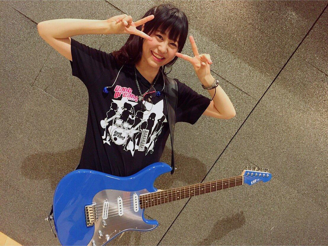 大塚紗英(声優)の彼氏や出身地が気になる!ギターの腕前や使用機材 ...