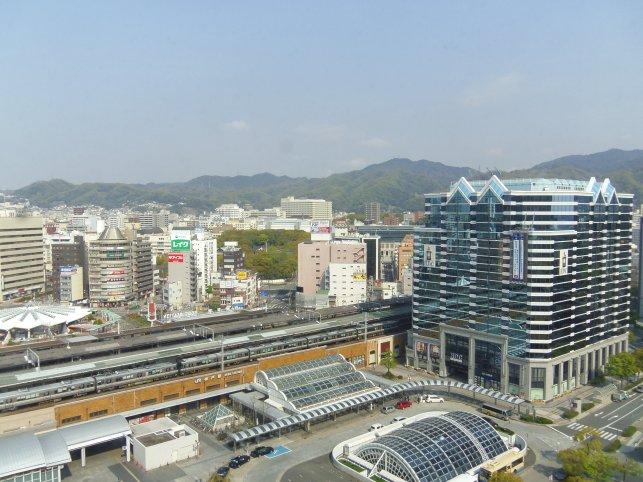 umieにも近いJR神戸駅前のホテルクラウンパレス神戸に泊まる | 関西近 ...