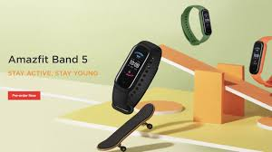 進化版Mi Band 5】Amazfit Band 5が発表、Alexa対応で4千円台!【SpO2 ...