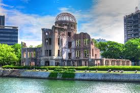 フリー写真] 元安川と原爆ドームでアハ体験 - GAHAG | 著作権フリー ...
