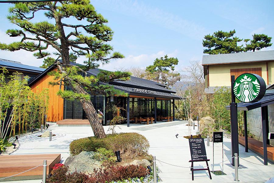 京都・宇治初のスターバックスがお目見え » Lmaga.jp