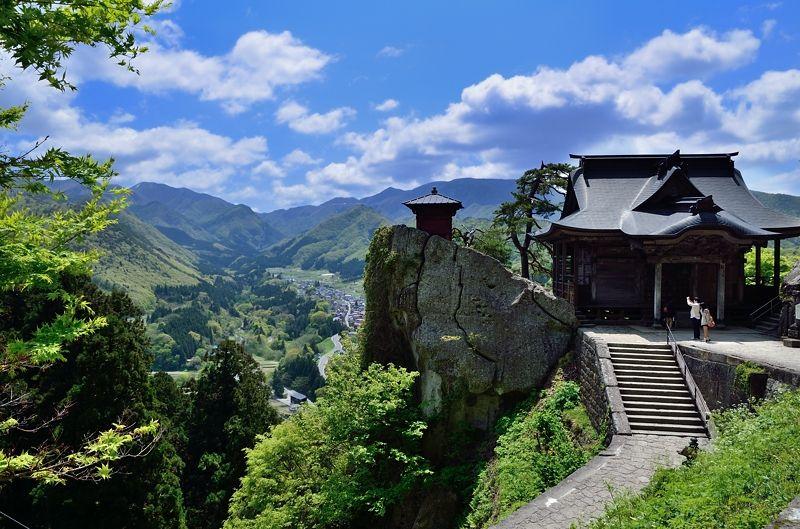 山形県・山寺とその周辺の観光スポット10選 絶景や珍風景が目白押し ...