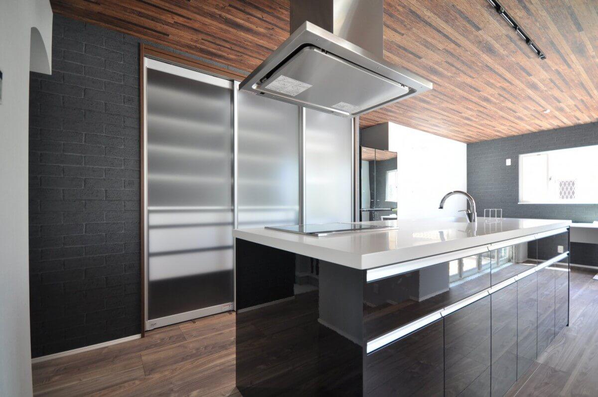 キッチン背面収納について » フランホーム