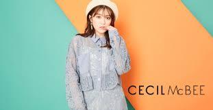 CECIL McBEE(セシルマクビー)|公式ブランドサイト