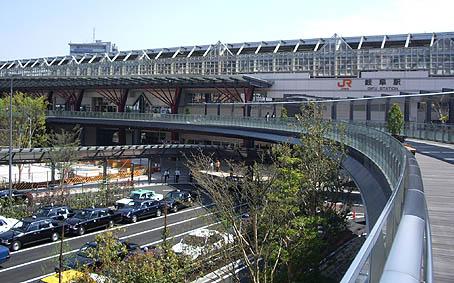 東海道線・岐阜駅-さいきの駅舎訪問