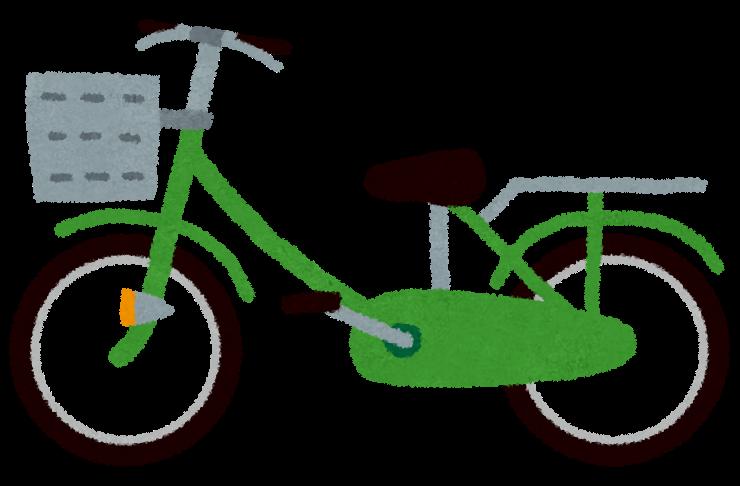 自転車のイラスト | かわいいフリー素材集 いらすとや