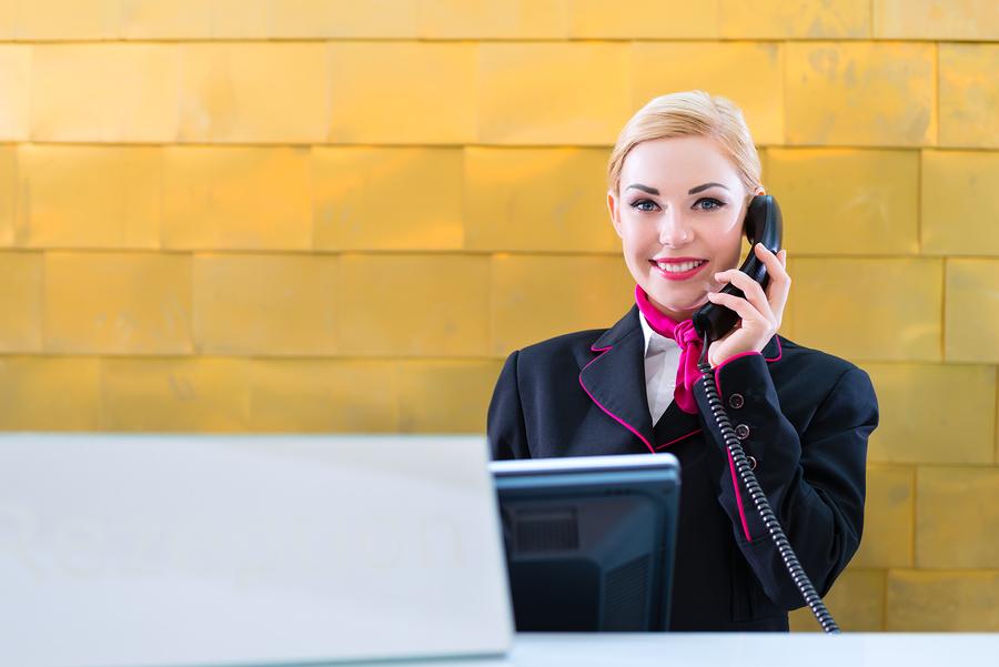 ビジネスホテルフロントのアルバイトって稼げる?⇒評判や時給、服装 ...