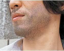 ゼロファクターで濃い髭の悩み解消