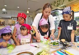 子ども料理教室 | キッチンコミュニケーション協会