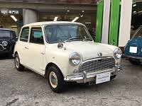 CLASSIC MINI 中古車 | 製品のカテゴリー | MINI SQUARE [大阪豊中の ...