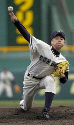 asahi.com:慶応、福井商破る 第4試合 - スポーツ