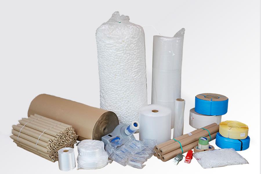 梱包資材・テープ・緩衝材 | ダンボール箱と包装資材を常時在庫販売 ...