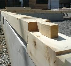 木造住宅の土台の材質 - 観田ブログ