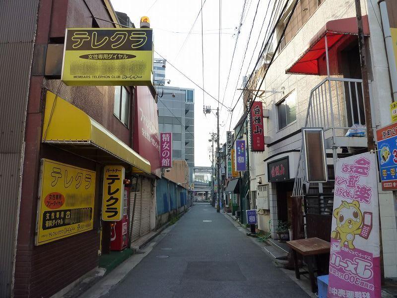 北九州小倉 旭町 - M K