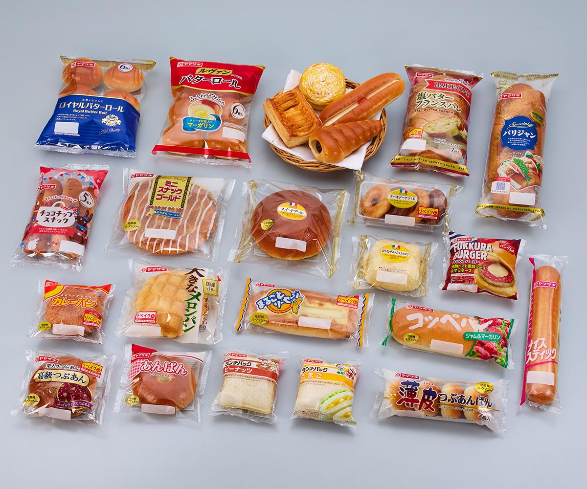 山崎製パン | 企業情報 | 事業展開 パン部門